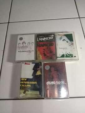 Kaset pita tape mancanegara indonesia campuran