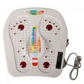 Foot Massager elements of the frame.   Feet rub down and stimulation