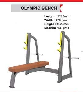 Gym equipment manufacturer