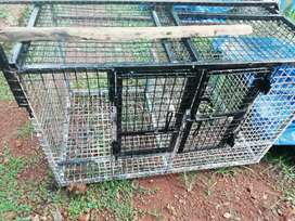 Cage for pets and birds