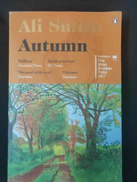 The Autumn by Ali Smith