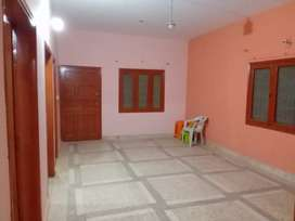 House First Floor Park Facing Portion on wide For Rent Road N Khi 11A