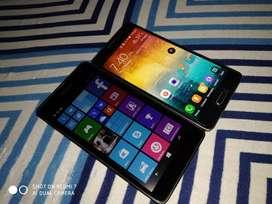 Samsung a5 & microsoft lumia 535