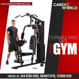 Cardio World Multi Workout Homegym at Low Pirce