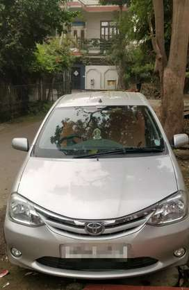 Toyota Etios Top Model Vx with 2 airbags with ABS