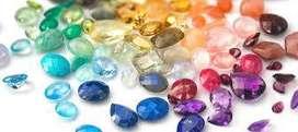 Gems stone photographer