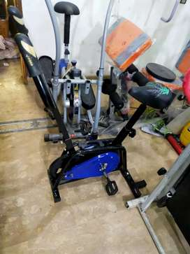 Elliptical cycle, Exercise Machine, Elliptical Trainer Home Gym