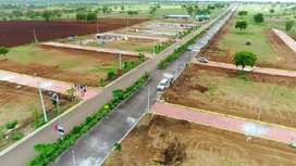 Open plots for sale at Sadashivpet with Attractive Clubhouse