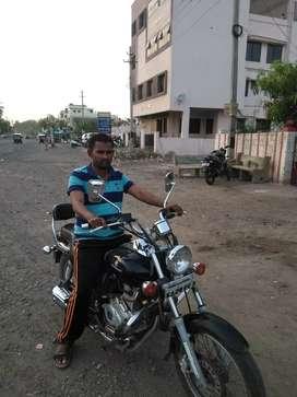 Bajaj Avenger Bike