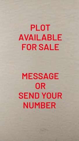 Plot for sale in Rose Garden/Dilbag Nagar Extension, Jalandhar City.
