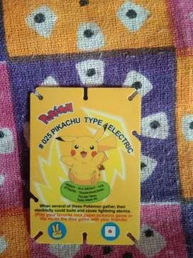 Rare Pokemon 9 Zenga cards