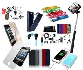 All mobile accessories available at low prices!!