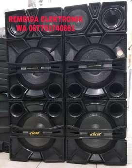 """DAT Speaker Aktif 12"""" Double"""