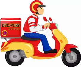 Hiring delivery Boy's (Lucknow)