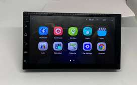Full Android Double Din Music System With Reverse Camera