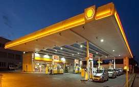 Petrol Pump Land for sell at best location on M9 Motoway