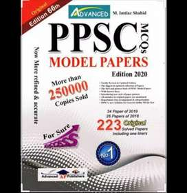 PPSC Solved Papers Imtiyaz Shahid Ebook