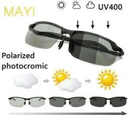 Kacamata polarized photocromic  melindungi mata dari sinar matahari