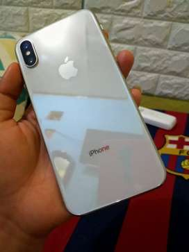 Jual iPhone X 256gb