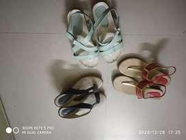 Sandal  heel and flat