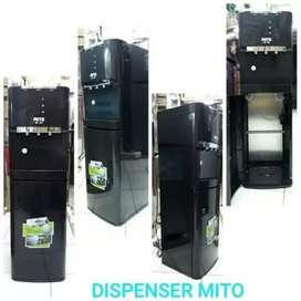 Gratis ongkir bjm - Dispenser tinggi mito 3 kran galon bawah