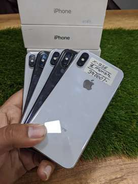 iPhone x 64 and 256 gb