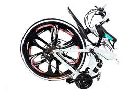 NEW AUDI,BMW ,MERCEDES BENZ 21 GEARS FOLDABLE CYCLE