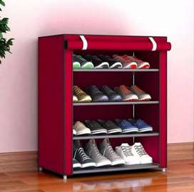 Shoes rack Dust prof 4 and 5 layer available