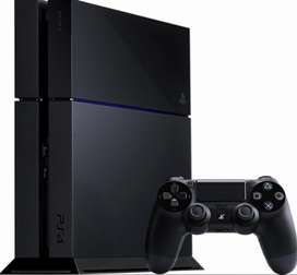 PS4 TB with Games