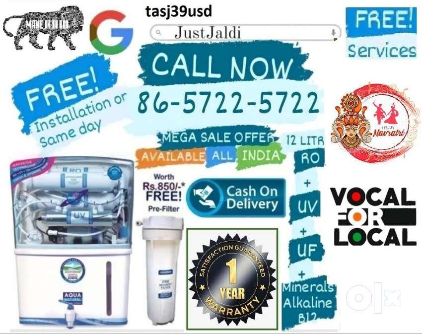 tasj39usd RO water filter DTH water purifier tv water tank  FREE DELIV