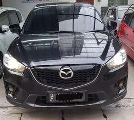 Mazda CX5 2014 / 2013 2.5 GT hitam TDP 30JT