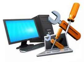 All type of computer software repair