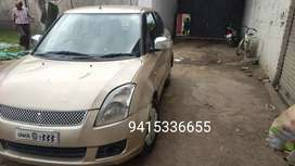 Maruti Suzuki Swift Dzire 2011 Diesel 950000 Km Driven Vip no.
