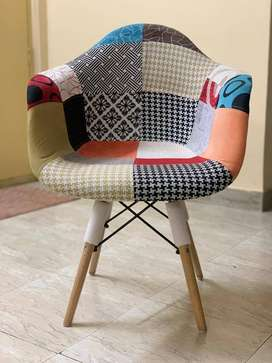 Stylish Iconic Chair Set (2 Chairs)