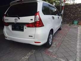 Toyota Avanza E Automatic th 2017 Plat AB