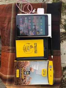 TERMURAH JUAL IPAD MINI 5 64 GB (CASE OTTER BOX +Apple Pencil 1)