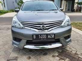 Nissan Grand Livina 1.5 SV Thn 2018 pemakaian Thn 2019