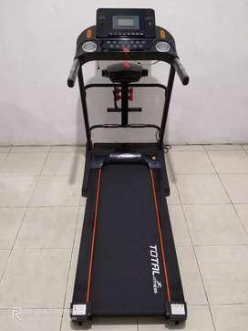 Ready treadmill elektrik TL 680 2hp auto incline 4 fungsi