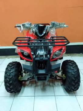 Atv hunter 110cc matic velg racing