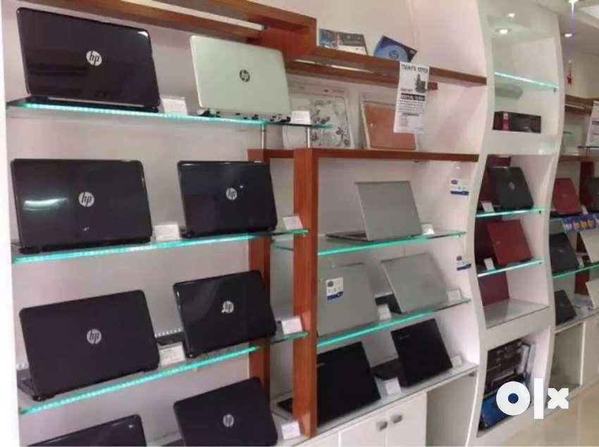 Cor i7 2nd gen 4gb ram 500gb DVD dell hp laptops 0