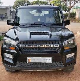 Mahindra Scorpio S10 7 Seater, 2016, Diesel