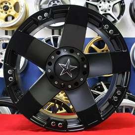 Jual velg racing HSR Ring 20 Untuk Extrail, CR-V (bisa credit)