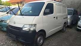 Granmax blindvan AC 2015 putih , Dp. 15 juta