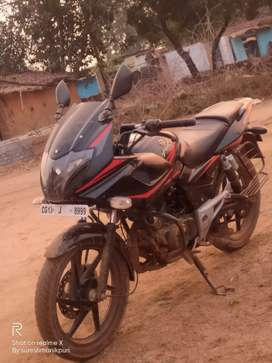 Pulsar 150 to 220 modify mst condition hai 50 to 55 millage