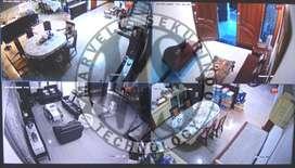 kamera cctv murmer XVI / 2 ch - FREE HDD