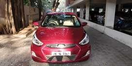 Hyundai Verna Fluidic 1.6 VTVT SX(O) 2014 Petrol