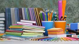 All types of Office & School Stationery