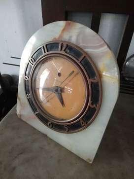 Jam listrik telechron kuno unik antik vintage junghans mauthe kienzle