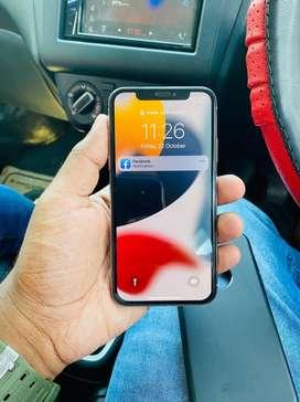 I phone x 256 gb urgent sale