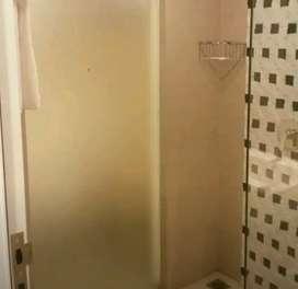 Stiker Sanblas&Kaca Film full cara tepat utk kaca kamar mandi yg indah